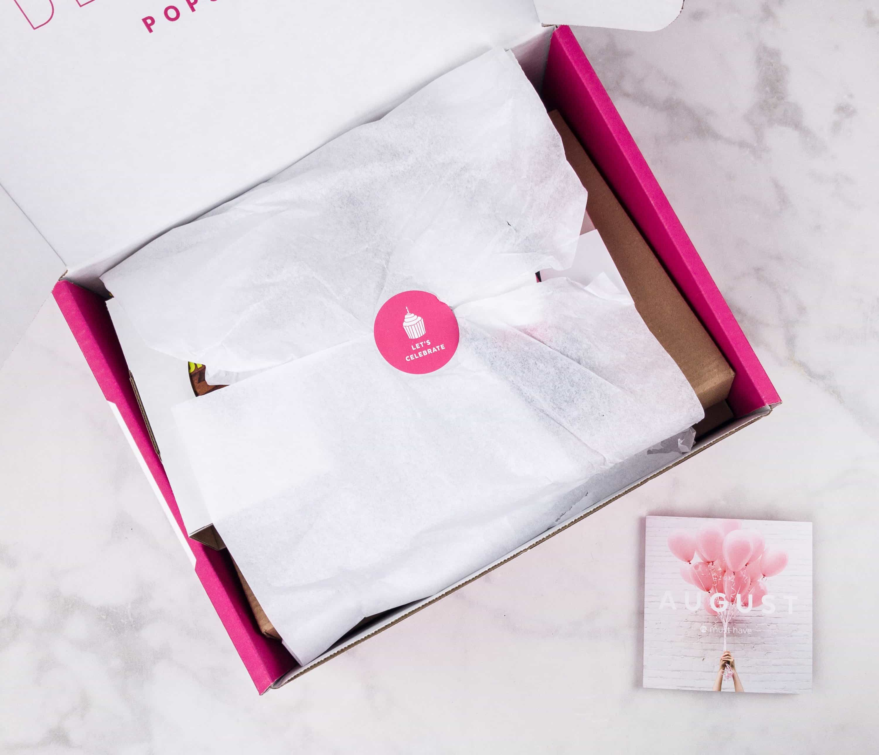 POPSUGAR Must Have Box August 2017 Review & Coupon