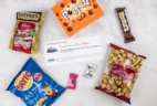 Something Snacks August 2017 Subscription Box Review