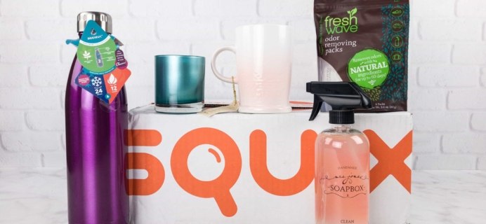 Squix Trial Box Review – September 2017