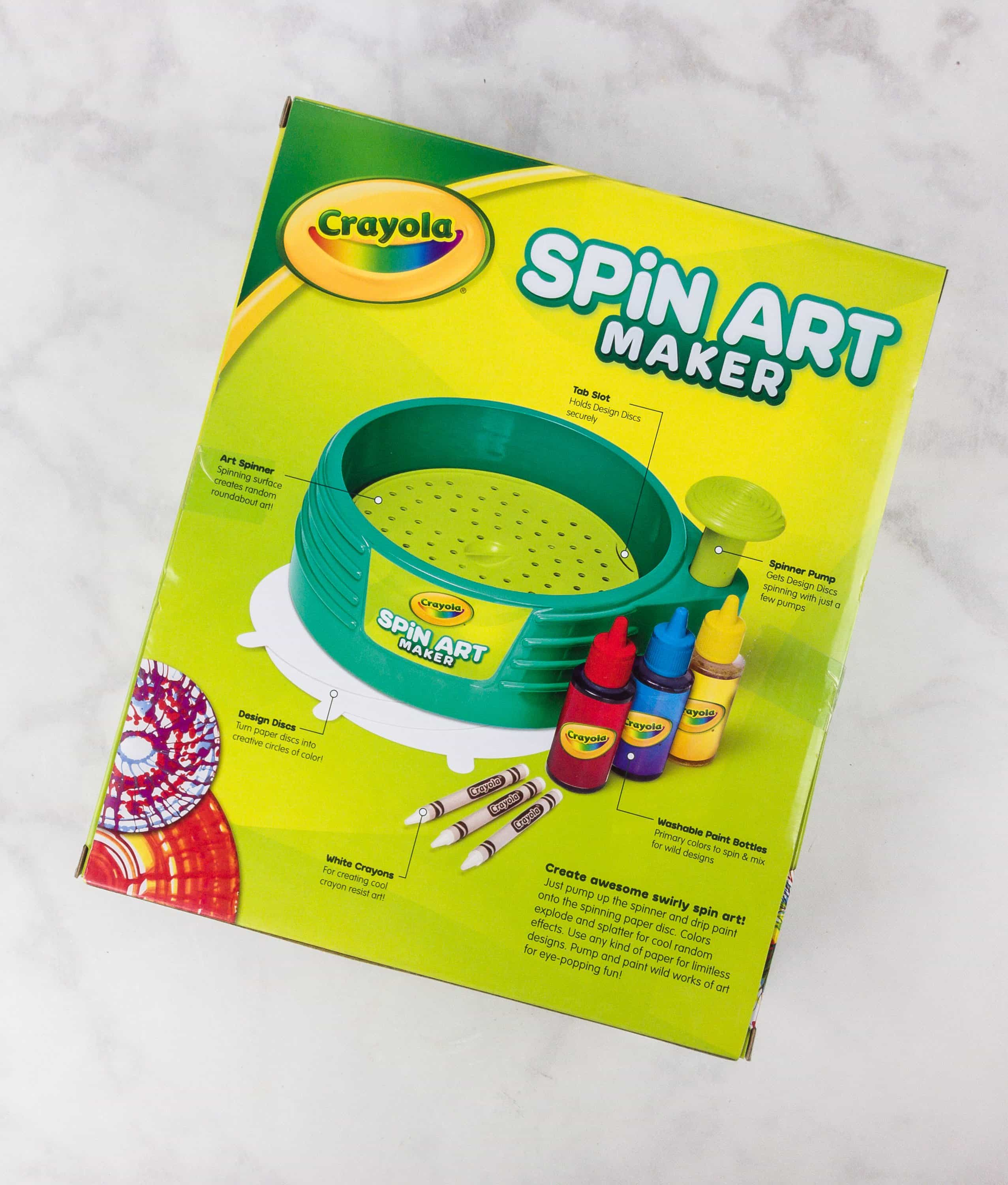 Target art craft kit august 2017 review hello subscription for Target arts and crafts