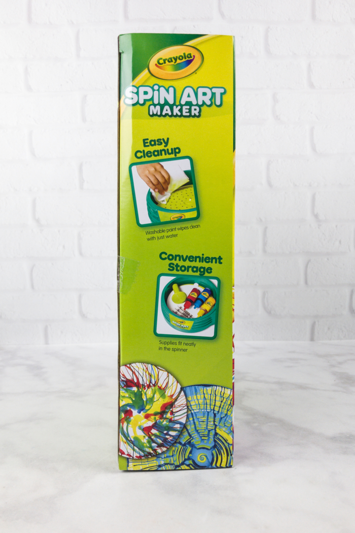 Target art craft kit august 2017 review hello subscription this craft kit has everything you need to make spin art without batteries and without building a spinner yourself solutioingenieria Gallery