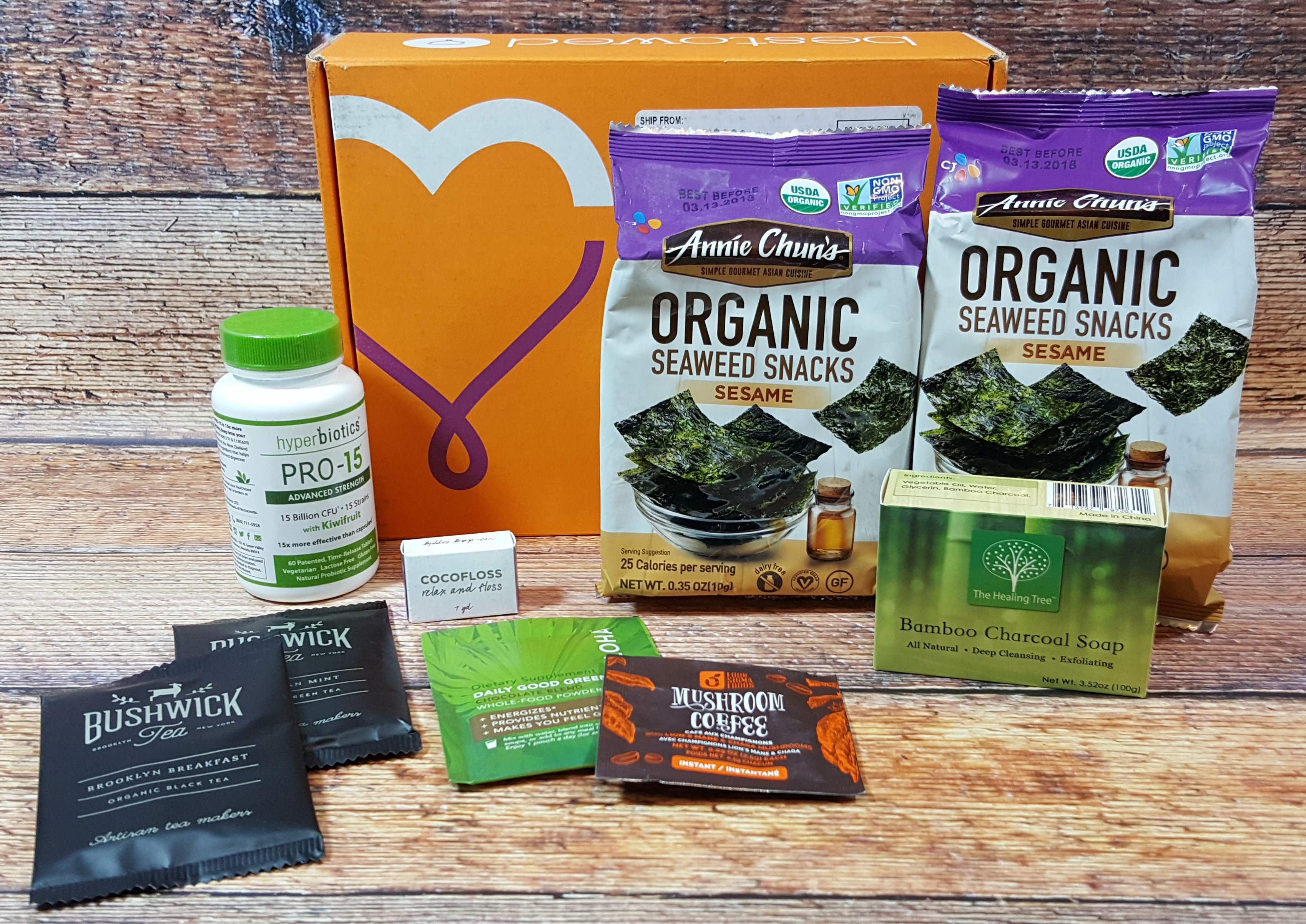 Bestowed June 2017 Subscription Box Review