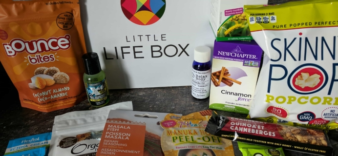Little Life Box Subscription Box Review + Coupon – September 2017
