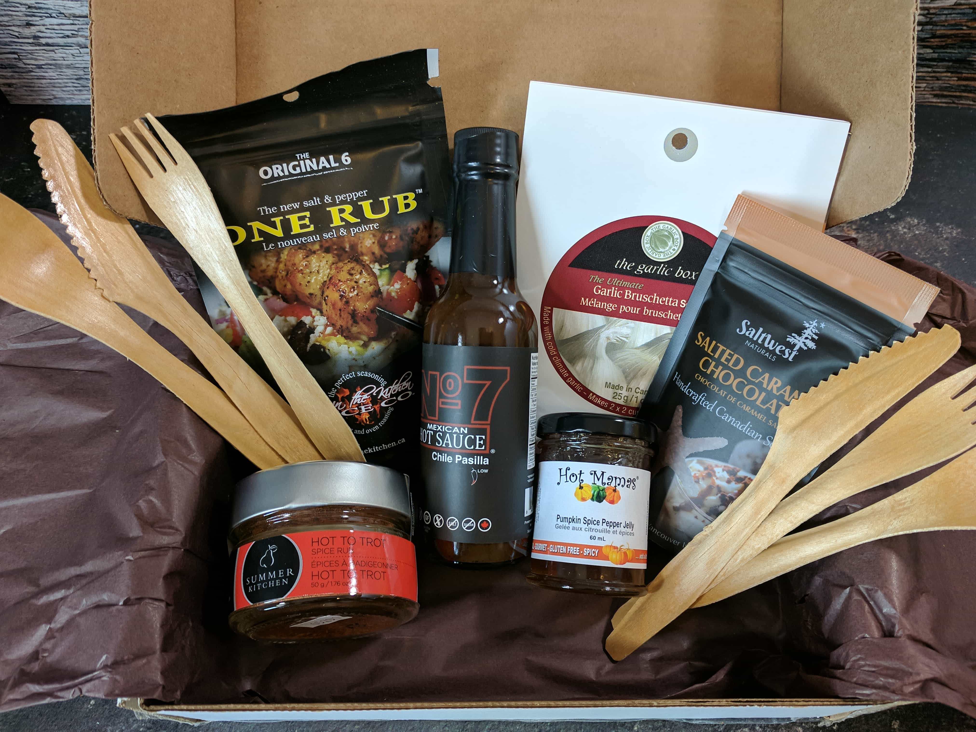 Grillers Paradise Monthly Subscription Box Review + Coupon – September 2017