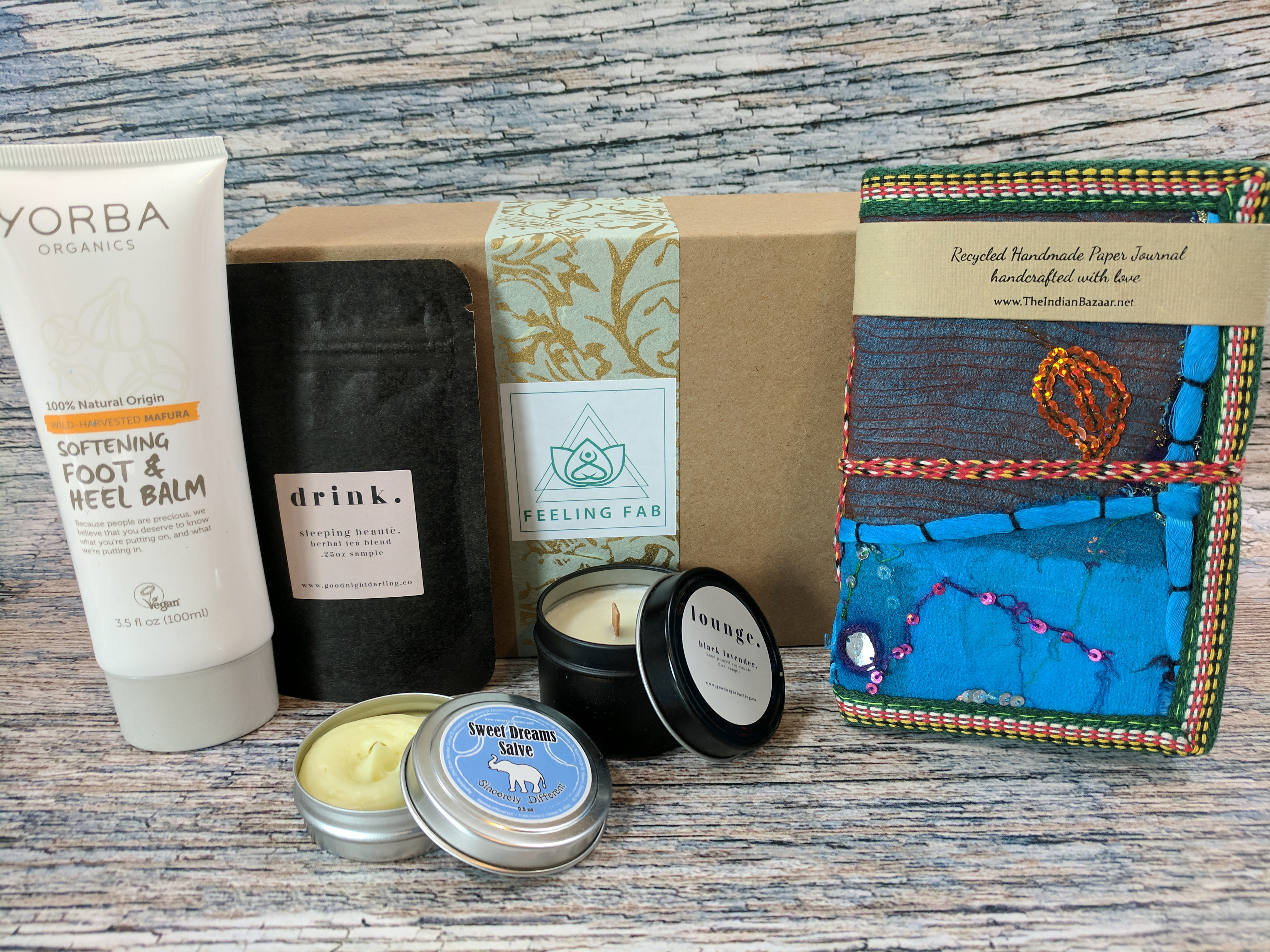Feeling Fab Box Subscription Box Review – September 2017
