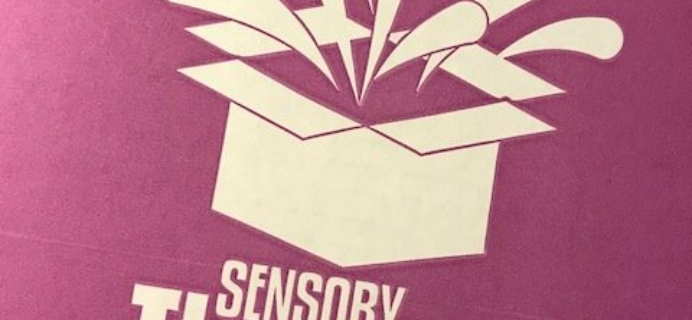 Sensory TheraPLAY Box September 2017 Subscription Box Review + Coupon