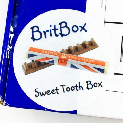 BritBox Sweet Tooth Special Box Review + Coupon!