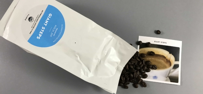 Blue Bottle Coffee September 2017 Review + Free Trial Deal