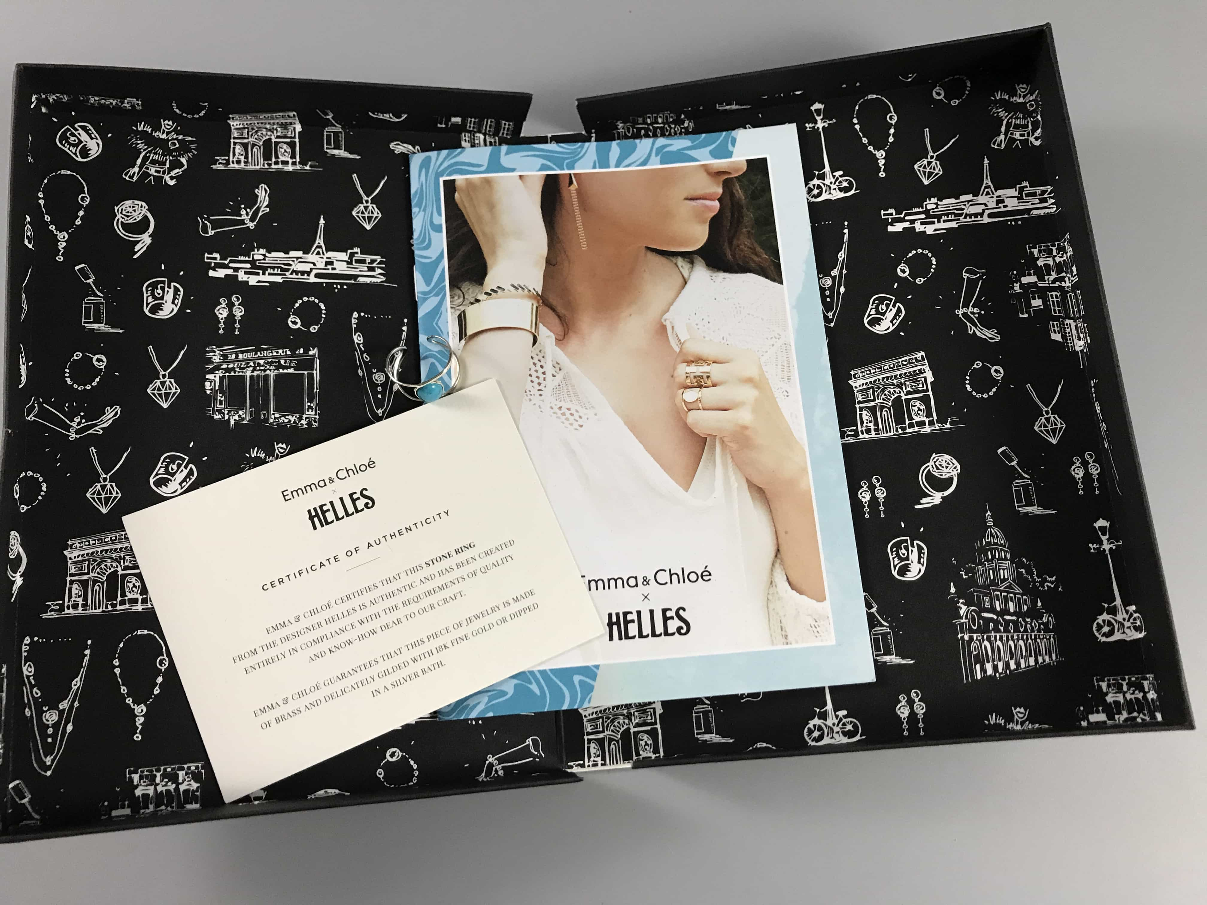 Emma & Chloe Subscription Box Review + Coupon – August 2017