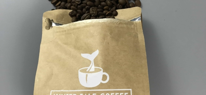 White Tale Coffee Subscription Box Review – August 2017