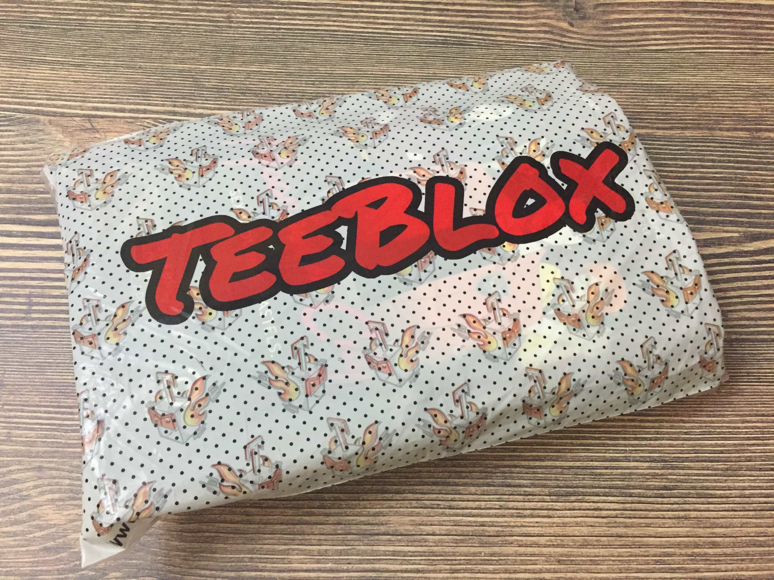 TeeBlox August 2017 Subscription Box Review & Coupon – Marvel
