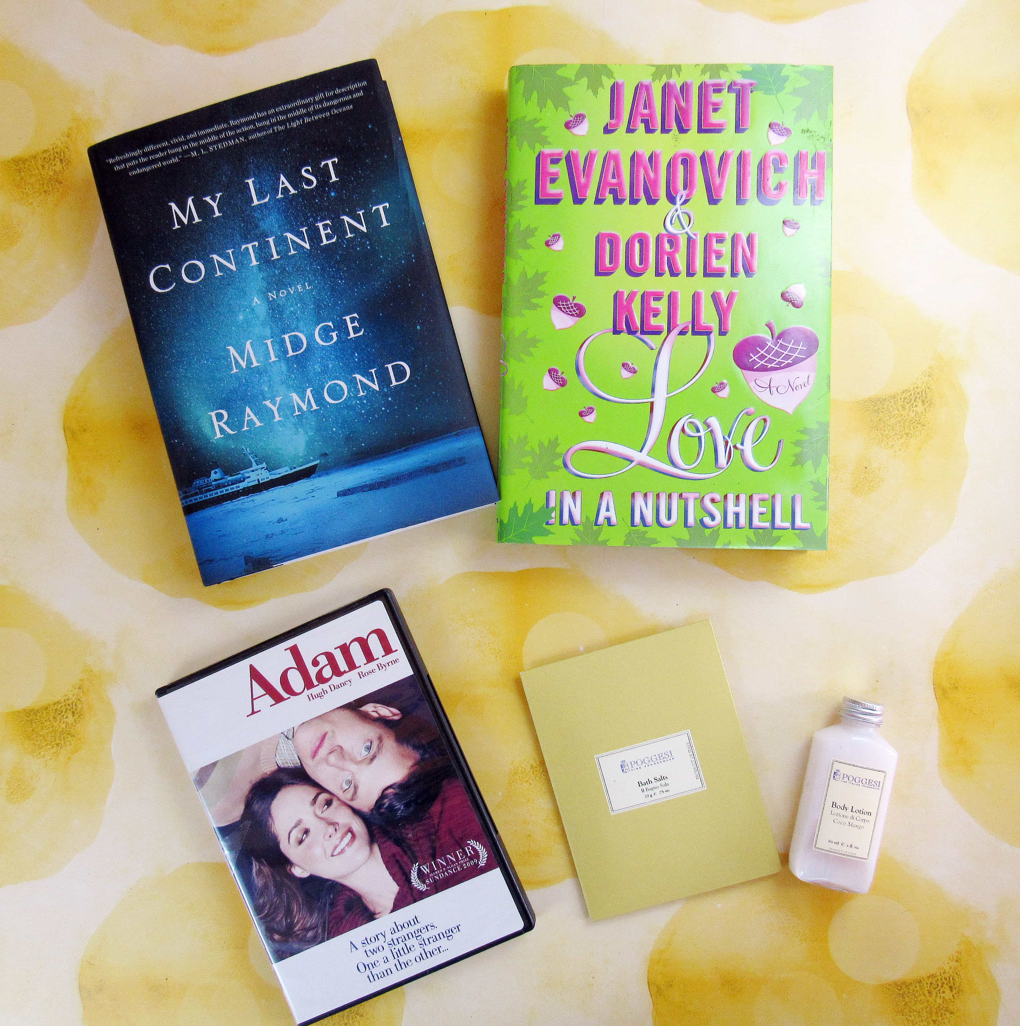 My Romance Club September 2017 Subscription Box Review