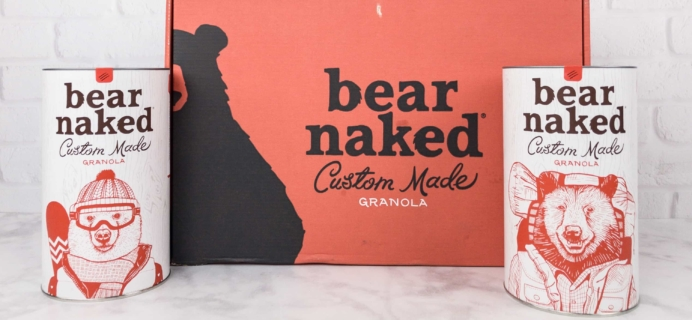 Bear Naked Granola Black Friday Coupon – Save 20% On Subscriptions!