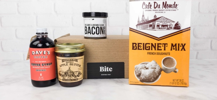 Bespoke Post Provisions Box Review & Coupon – BITE