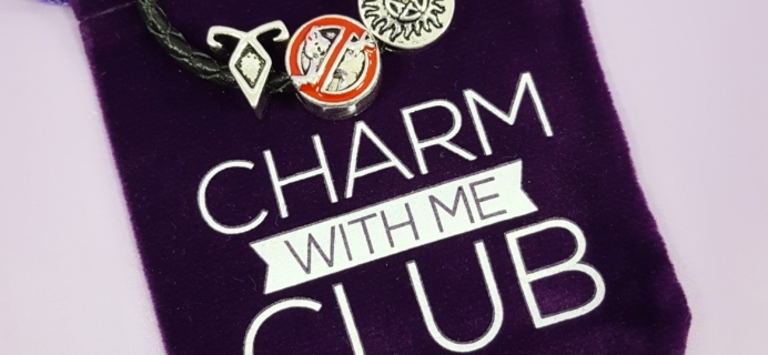 Charm With Me Club September 2017 Subscription Box Review + Coupon