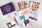 Erin Condren Seasonal Surprise Box Fall 2017 Subscription Box Review