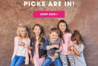 FabKids September 2017 Collection + Coupon!