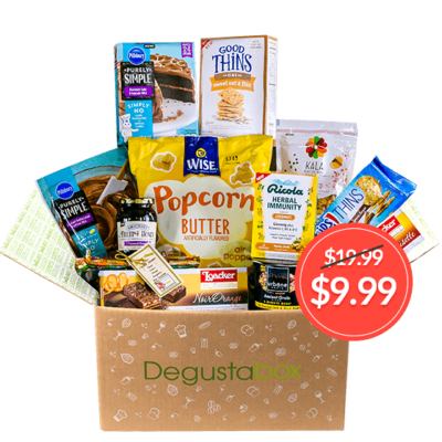 Degustabox 50% Off Coupon + Free Gift In First Box – Dave's Gourmet Overnight Oats!