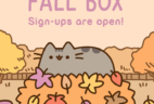 Pusheen Box Fall 2017 Full Spoilers!