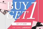 GLOSSYBOX Labor Day Coupon: Free Bonus Box With August Box!