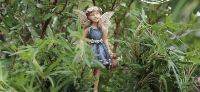 Fairy Garden Chest Cyber Monday Sale: 20% Off Subscriptions or HALF off Annual!