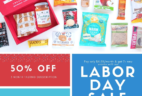 Love With Food Labor Day Sale: 3-Month Sub for $4.50/Box!