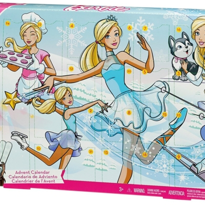 Barbie 2017 Advent Calendar Available Now!