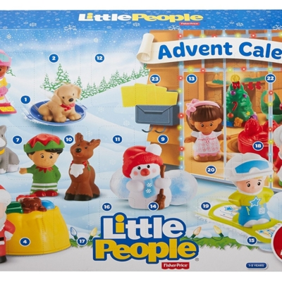 Little People 2018 Advent Calendar Available Now!
