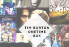 The Bookish Box: Tim Burton Limited Edition Box AvailableNow