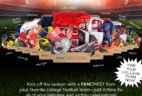 Fanchest Adds 12 New College Teams to the Lineup!