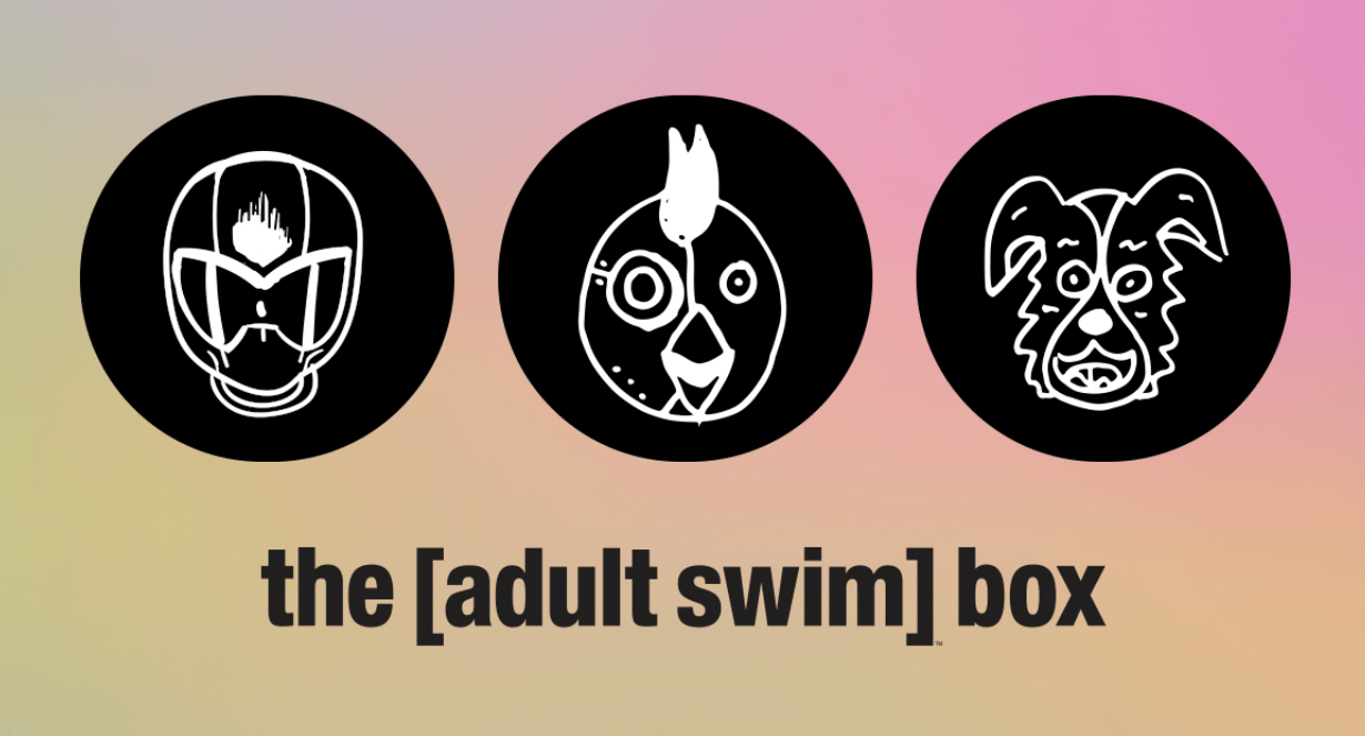Adult Swim Box Cyber Monday Coupon: 30% Off!