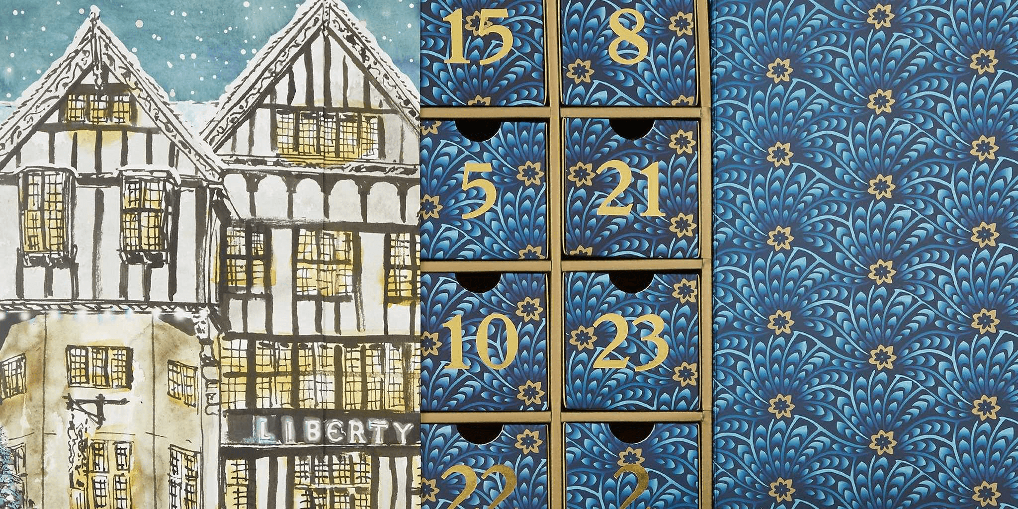 2017 Liberty Beauty Advent Calendar Available Now + Full Spoilers!