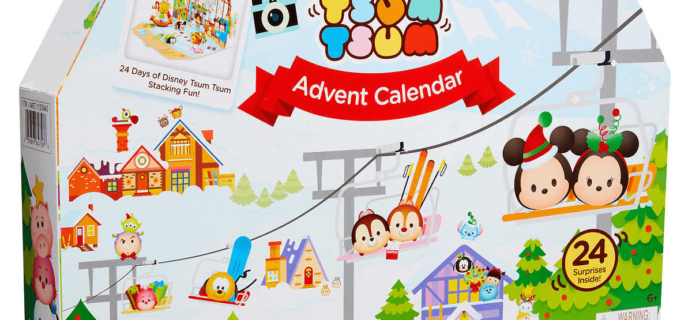 Costco 2017 Tsum Tsum Advent Calendar Available Now!
