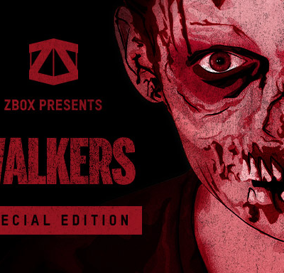 ZBOX Limited Edition Walking Dead Box Available Now!