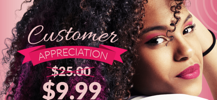 CurlKit Customer Appreciation Coupon: First Box $9.99!!