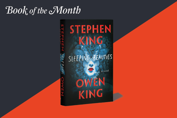 Get Stephen Kings Sleeping Beauties Free From Book Of The Month
