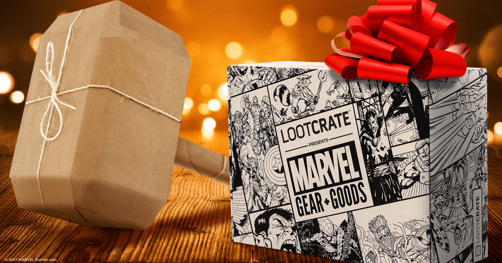 Loot Crate Marvel Gear + Goods November 2017 Spoilers + Coupon!