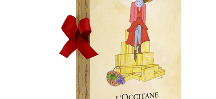 L'Occitane 2017 Signature Beauty Advent Calendar Black Friday Price Drop: $52 Shipped!