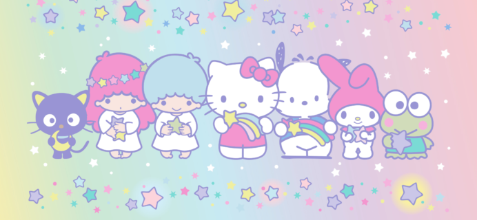 Sanrio Small Gift Crate Winter 2017 FULL Spoilers + Coupon!