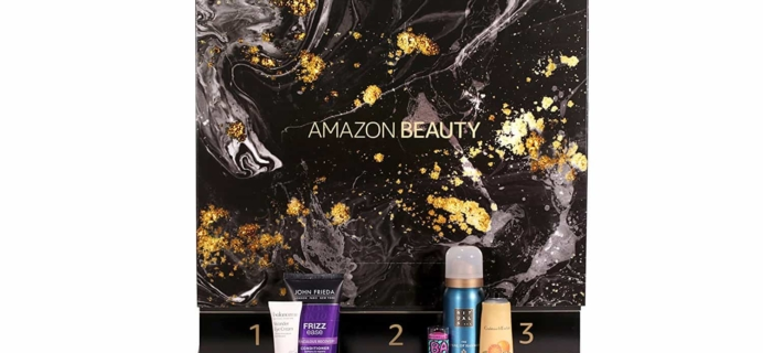 Amazon UK Beauty Advent Calendar 2017 Available To Pre-Order Now!