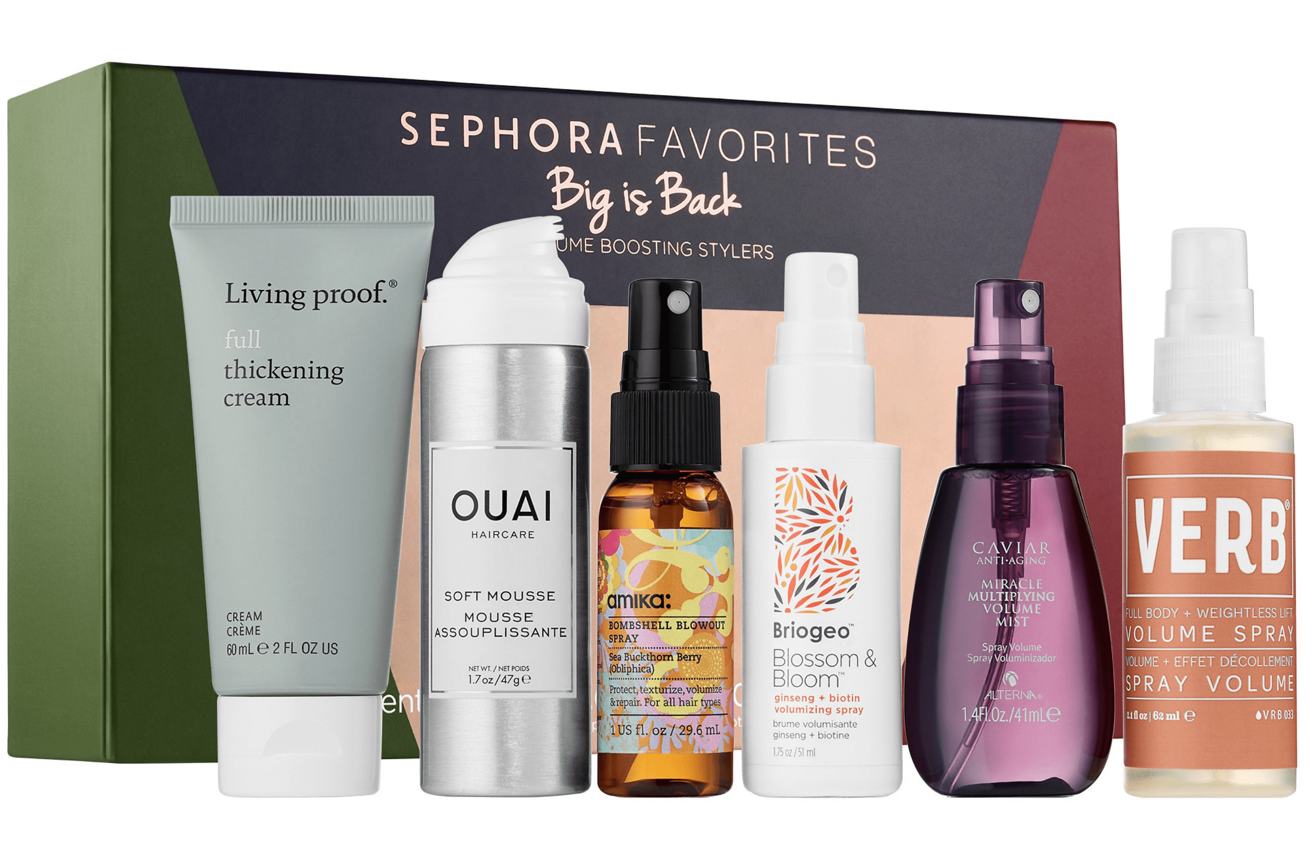 Eight New Sephora Favorites Kits Available Now Hello Subscription Smashbox Photo Bombshell 5 Piece Color Collection Big Is Back 24