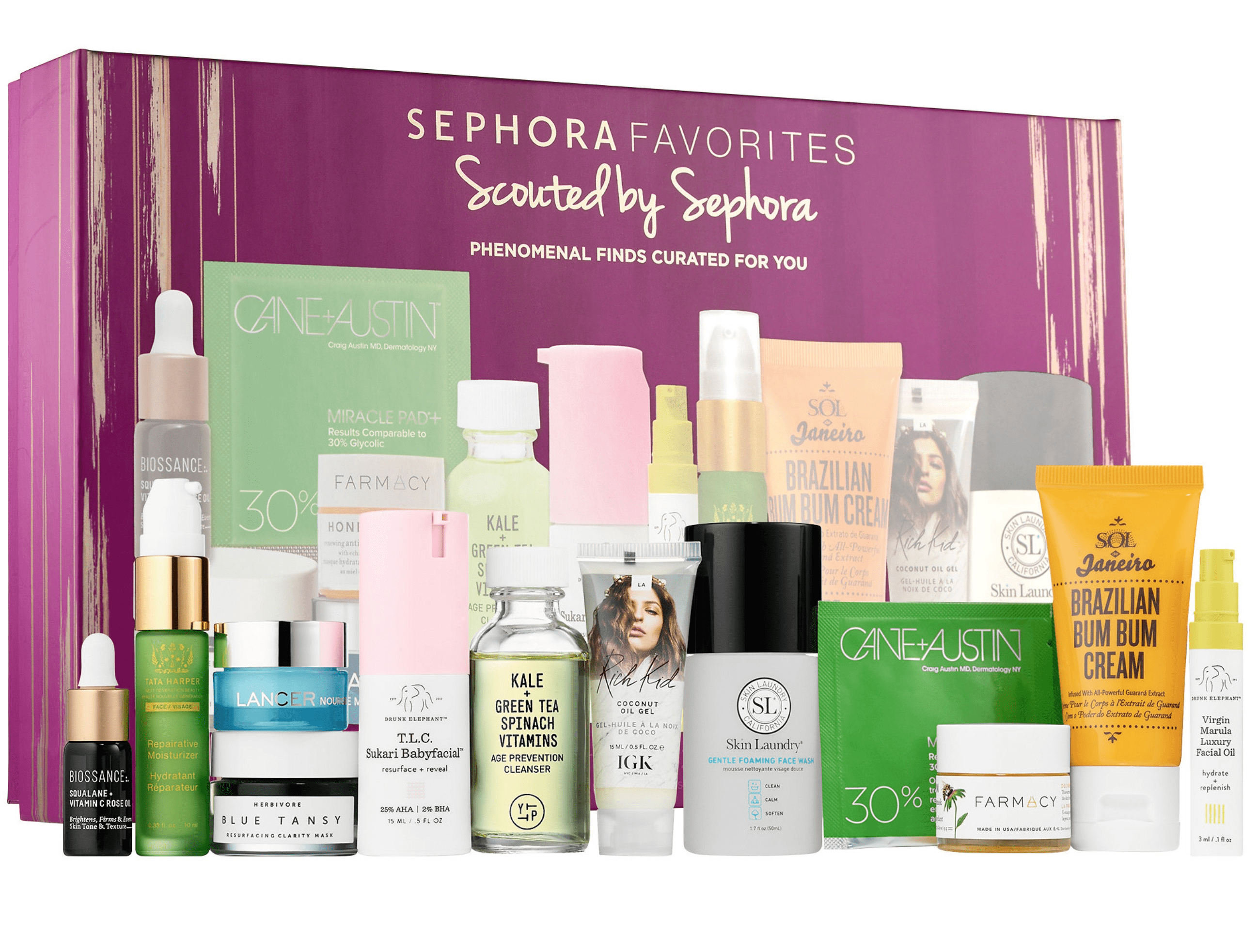 Kits Eight Available Subscription Sephora New Favorites NowHello 34RjLA5q