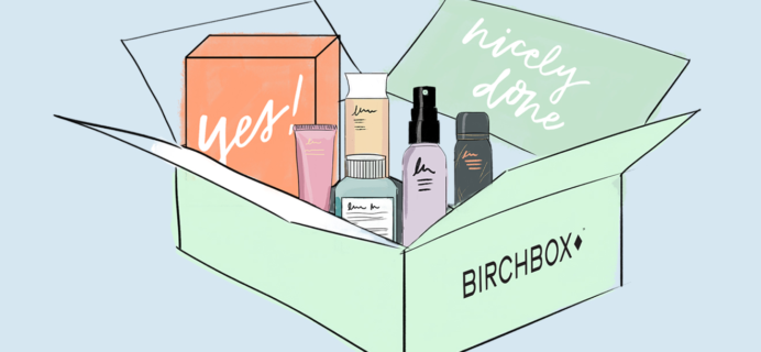 Birchbox January 2018 Sneak Peek + Coupon!