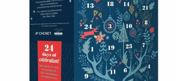 2017 Aldi Wine Advent Calendar Coming Soon!
