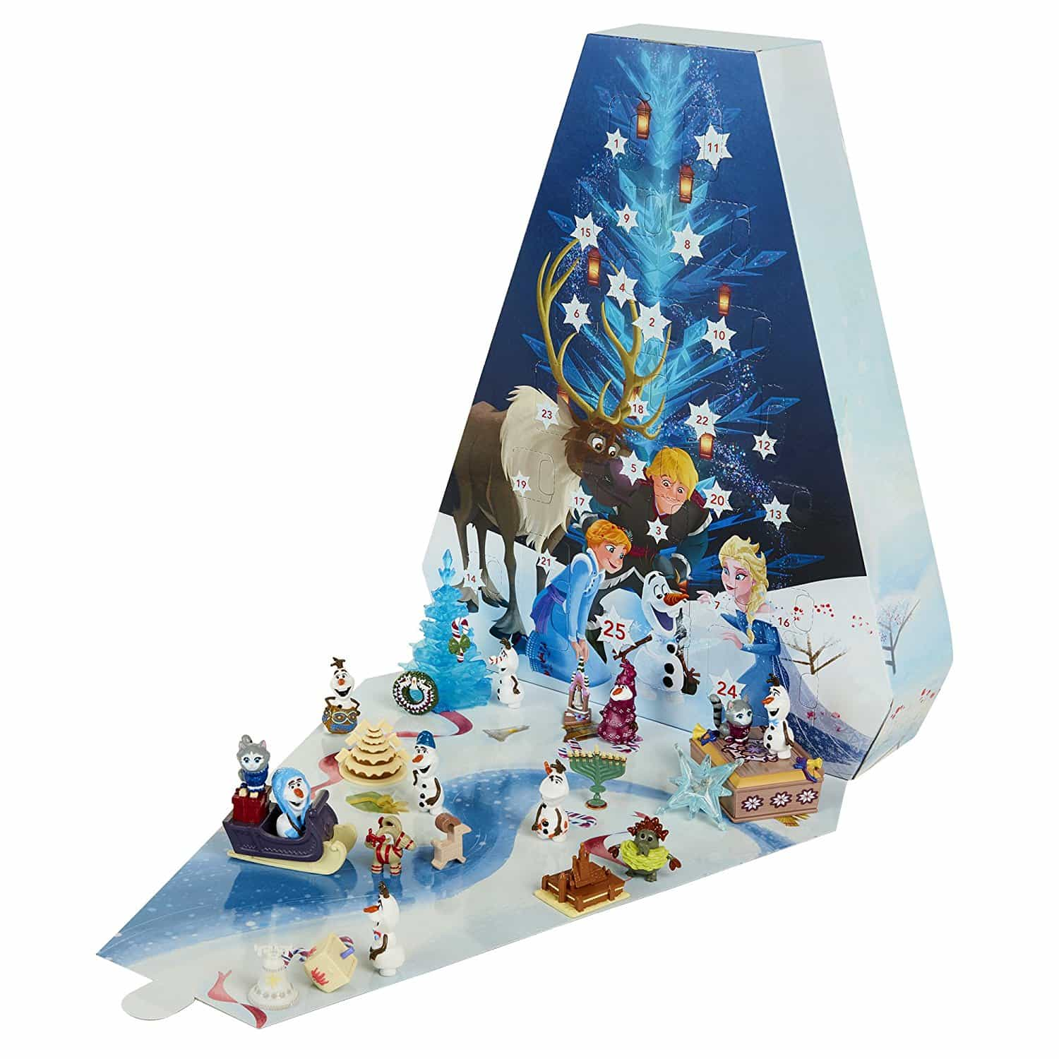 Anna Olaf Contemporary 1968 Now Disney Traditions Christmas Tree Decorations From Frozen Elsa Other Contemp Holiday Disney Collectibles Disneyana