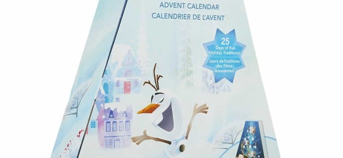 2017 Disney Frozen Advent Calendar PRICE DROP to $13.99!