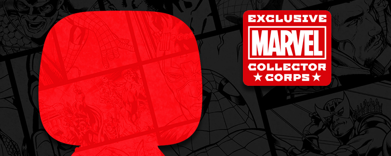 Marvel Collector Corps Subcriber Exclusive Item – Coming Monday!