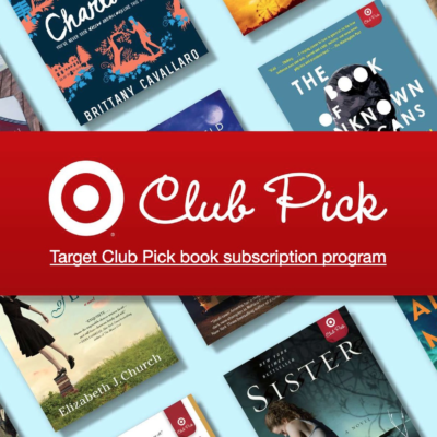Target Book Club Pick February 2018 + March 2018 Spoilers!