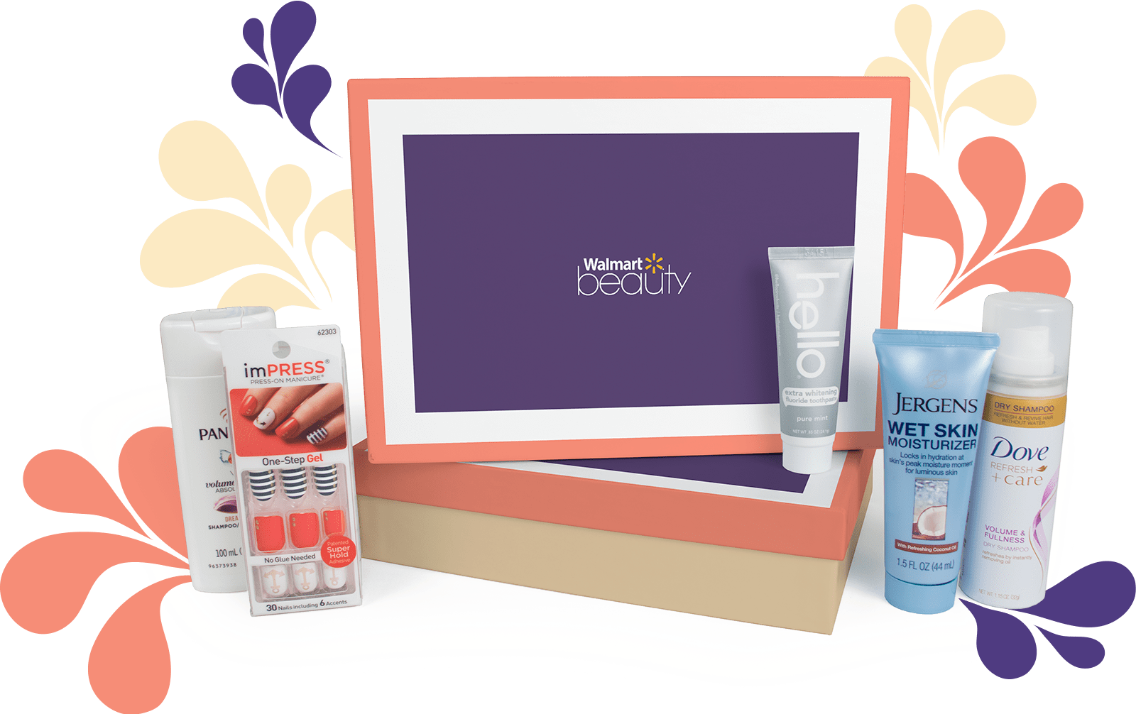 Walmart Beauty Box Fall 2017 Spoilers – Classic Box!