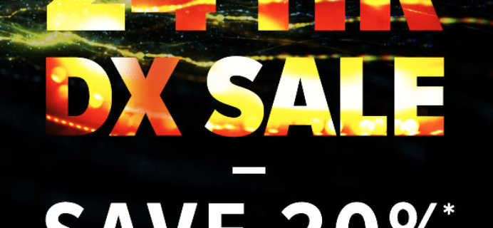 Loot Crate DX Flash Sale: Save 20% TODAY ONLY!